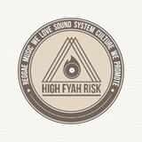 High Fyah Risk #43 - Especial Nowa Reggae 2015
