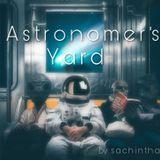 astronomer's yard   by dulaj sachintha