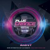 AndreY - PlusTrance Festival @TempoRadio 13/12/2014