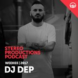 WEEK03_17 Guest Mix - DJ Dep (IT)