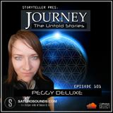 Journey - 101 guest mix by Peggy Deluxe on Saturo Sounds Radio UK [19.07.19]