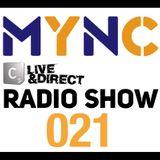 MYNC presents Cr2 Records Radio Show 021 [12/08/11]