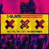 SLAM! Mix Marathon live from ADE, Bougenvilla (16-10-2015)