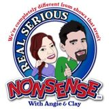 70- Real Serious Nonsense- Author Ashley Hammond and the T-Rex