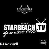 DJ Maxwell Starbeach DJ Contest 2012