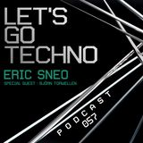 Let's Go Techno Podcast 057 with Björn Torwellen