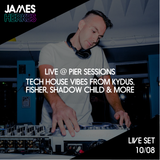 Warm up set recorded Live @ Pier Sessions - Tech house vibes from Kydus, Fisher, Shadow Child & more