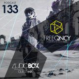 FreeQNCY PODCAST #133 GUEST MIX AUDIOBOX