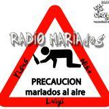 """radio mariaDOS programa """"los nadie"""""""