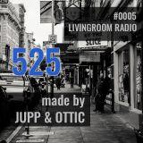 525 - #0005 - Living Room Radio - Made by Jupp & Ottic