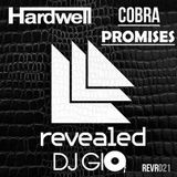 Hardwell vs Nero - Cobra Promises (DJ Gio Remake)