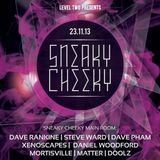 Matter LIVE at Sneaky Cheeky 23-11-2013