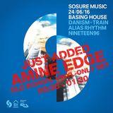 2016.06.24 - Amine Edge @ Sosure Music - BasingHouse, London, UK (Special Strictly Rhythm Vinyl Set)