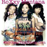 #MyRealTalkRadio Interviews RoXxy Montana & James E. Hardy