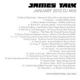 James Talk - January 2012 DJ Mix