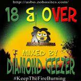 Diamond Geezer 18 & Over Asbo Records Showcase Mix