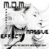 M. D. M. - Massive Effect (Tech-House Mix Second Sequence 2014)