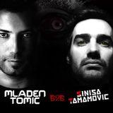 Sinisa Tamamovic b2b Mladen Tomic - Halloween - Hristo Botev Hall - Sofia - Bulgaria - Live DJ set