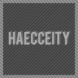 Haecceity 08