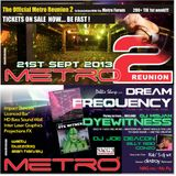 ALAN HARVEY'S MIX FROM THE METRO REUNION  21/09/13