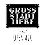 Großstadtliebe Open Air -01- Max Buchalik 19.05.2012 - Part 1