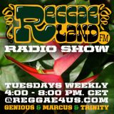 Reggaeland FM radio show @ reggae4us.com (11-Feb-2014 / P1)