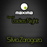 Silvia Zaragoza @ Máxima FM (Ladies Night)