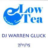 Low Tea at the Blue Whale 7/11/15 Part 1