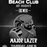Major Lazer - Live @ Encore Beach Club Las Vegas, EDC Week (United States) - 16.JUN.2016