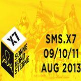 Breakfastklub @ SonneMondSterne X7 - Bleilochtalsperre Saalburg - 09.08.2013