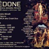 DJ set @ Hedone  25.10.2008 | Campinas