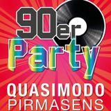 Dj Carnage23 - 90s Party - Quasimodo Pirmasens