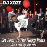 DJ XQZT - Get Down To The Funky Beats (80s & 90s Hip-Hop Mix)