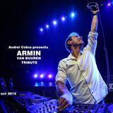 Andrei Cobra pres. Armin van Buuren tribute live mix - October 2015