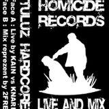 Kain vs Knarf - Live (Side A) [Homicide|TAPE 01]