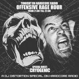 Cryogenic - Offensive Rage Hour @ HardcoreRadio.NL 23.01.2019