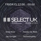 Select UK: House Da Rest & Anna Kiss 27/01/17