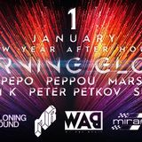 Peter Petkov - (NYE) Morning Glory at Mirafiori Club