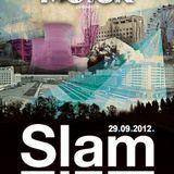 Ben Coda DJ Set @ Motek ft SLAM, 29 September 2012