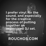 Rouchos - October 2017 - DJ Mix | Vinyl
