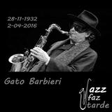 """Leandro """"Gato"""" Barbieri (28 November 1932 – 2 April 2016)"""