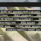 Gianluca Marcelli B2B DNArt @ IPSE Closing Party Berlin 20.09.2014 pt1