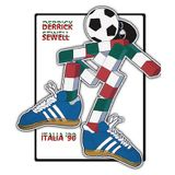 Derrick Sewell - Italia '90