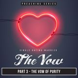 The Vow | Part 3 - The Vow of Purity By Steve Wimble