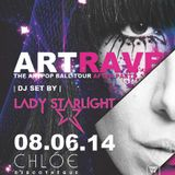 J'Adore - Live Set - Lady Starlight Opening Set August 2014