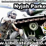 Icebox International Live  with  Nyjah Parker on Liberated Radio