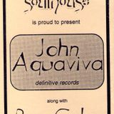John Aquaviva - Live at The Soul House (9/19/99)