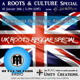 RAC Special - UK Roots Reggae