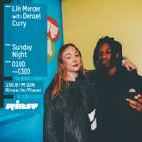 The Lily Mercer Show | Rinse FM | February 21st 2016 | Denzel Curry Takeover
