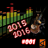 #001 Pop, Hip Hop, Mainstream (Explicit) 2015-2016